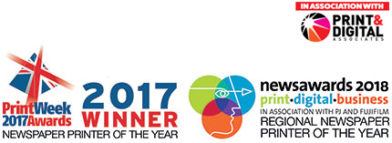 2017 PrintWeek Awards Winner