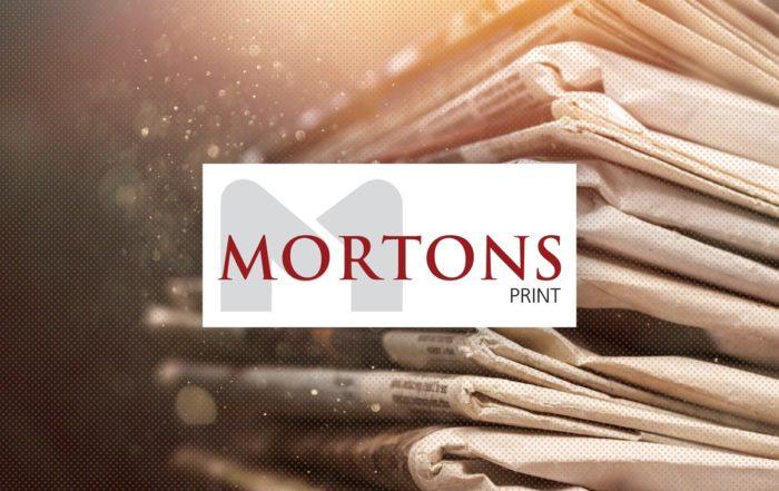 Mortons Print News
