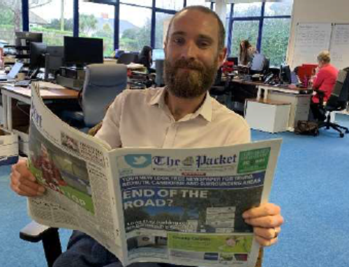 Newsquest launches new edition of Packet for Truro